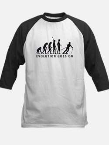 evolution skiing Tee
