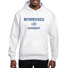Montevideo Uruguay Designs Hoodie