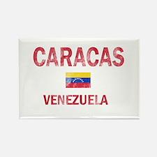 Caracas Venezuela Designs Rectangle Magnet