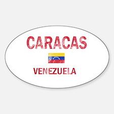 Caracas Venezuela Designs Decal