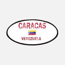 Caracas Venezuela Designs Patches