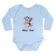 I'm Fairy Cute! Long Sleeve Infant Bodysuit