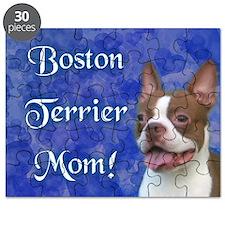 Boston Terrier Mom Puzzle
