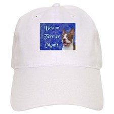 Boston Terrier Mom Baseball Cap