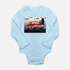 reVoLution Long Sleeve Infant Bodysuit