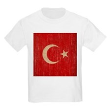 Vintage Turkey Flag T-Shirt
