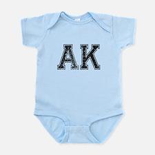 AK, Vintage Infant Bodysuit