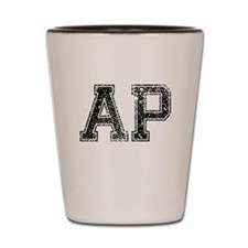 AP, Vintage Shot Glass