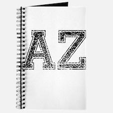AZ, Vintage Journal