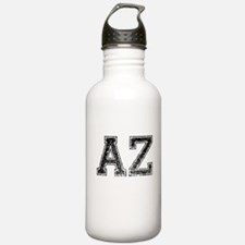 AZ, Vintage Water Bottle