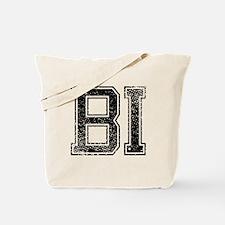BI, Vintage Tote Bag