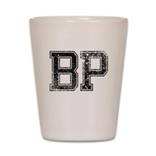 BP, Vintage Shot Glass