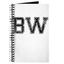 BW, Vintage Journal