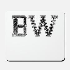 BW, Vintage Mousepad