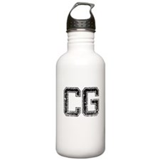 CG, Vintage Water Bottle