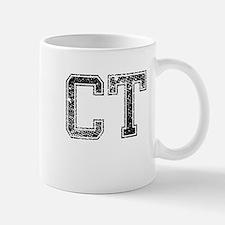 CT, Vintage Mug