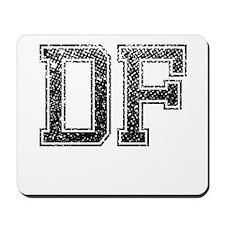 DF, Vintage Mousepad