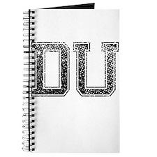 DU, Vintage Journal