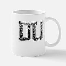 DU, Vintage Mug