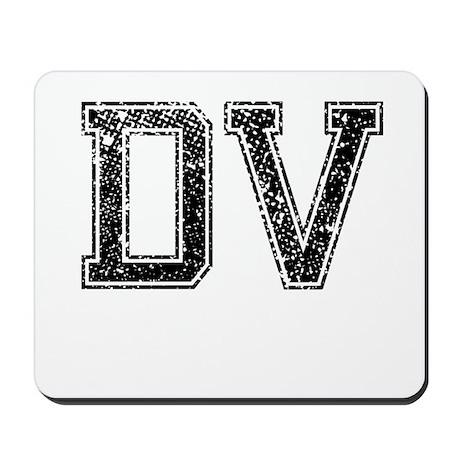 DV, Vintage Mousepad