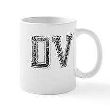 DV, Vintage Mug