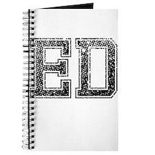 ED, Vintage Journal