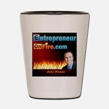 EntrepreneurOnFire.com Shot Glass