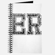 ER, Vintage Journal
