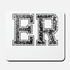 ER, Vintage Mousepad