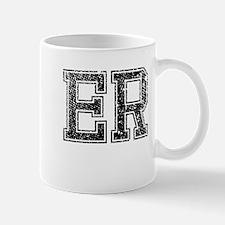 ER, Vintage Mug