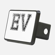 EV, Vintage Hitch Cover
