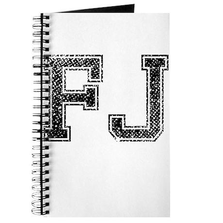 FJ, Vintage Journal