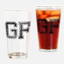 GF, Vintage Drinking Glass
