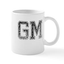 GM, Vintage Small Mug