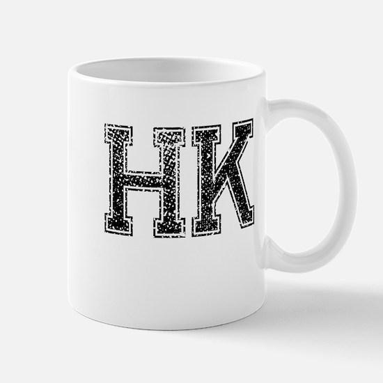 HK, Vintage Mug