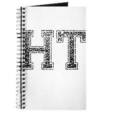 HT, Vintage Journal