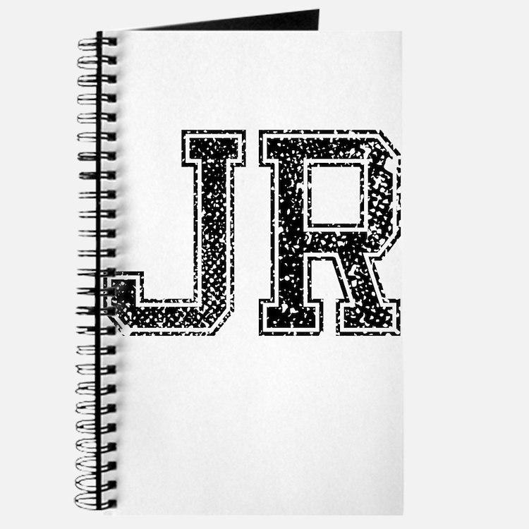JR, Vintage Journal