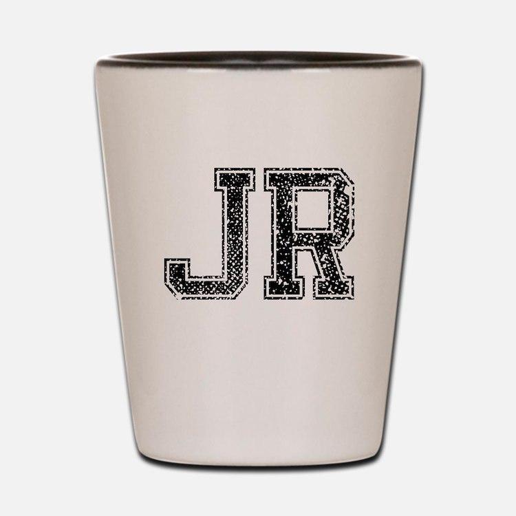 JR, Vintage Shot Glass
