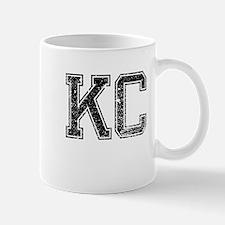KC, Vintage Mug