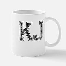 KJ, Vintage Mug