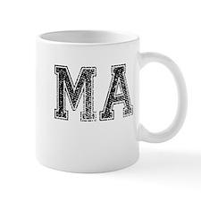 MA, Vintage Mug