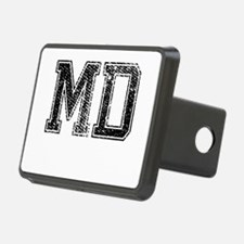 MD, Vintage Hitch Cover