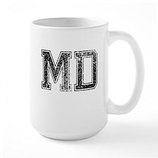 MD, Vintage Mug