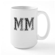 MM, Vintage Mug