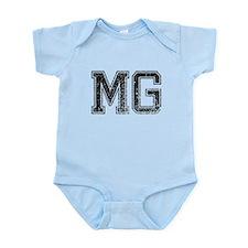 MG, Vintage Infant Bodysuit