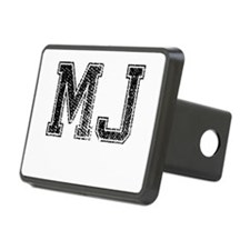 MJ, Vintage Hitch Cover