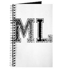 ML, Vintage Journal