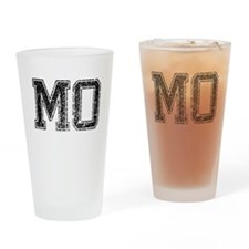 MO, Vintage Drinking Glass