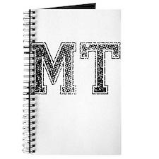 MT, Vintage Journal