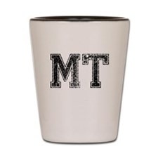 MT, Vintage Shot Glass